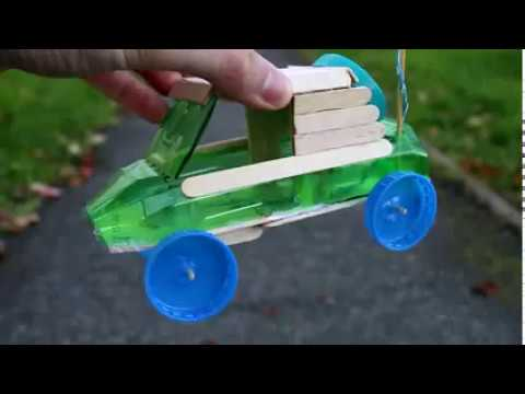how to make a wireless remote controlled car at home