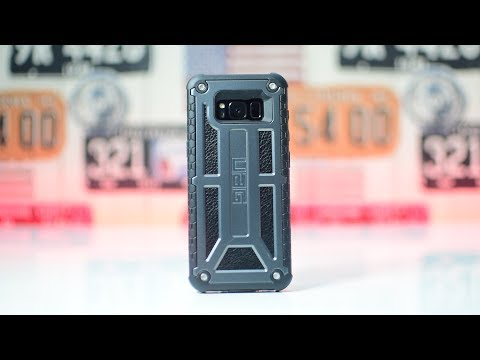 Samsung Galaxy S8 UAG Monarch Case | Best Protective Case for S8?! (Urban Armor Gear Monarch Series)