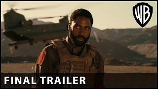 TENET - Final Trailer - Warner Bros. UK