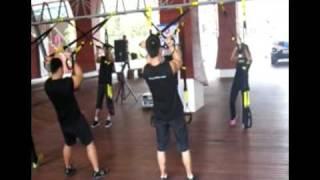 Download South Korea Cheong - Ju Life Fitness TRX performance Video