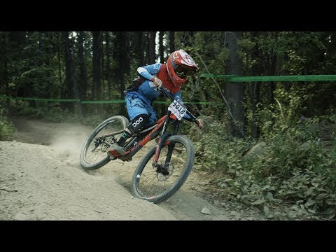 Canadian Nationals DH Race Highlights