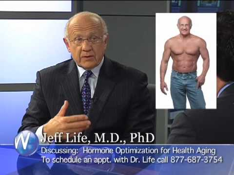 Jeff Life, M.D. - Cenegenics, Hormone Replacement Therapy