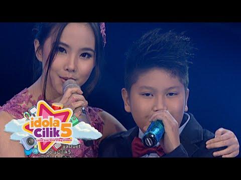 Duet Fikih Feat Chealsea 'Percayalah' Buat Mamah Tike Suka [Idola Cilik 5] [13 Feb 2016]