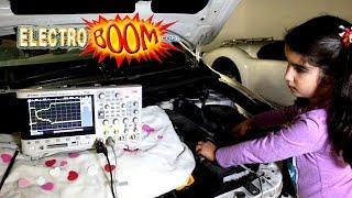 Cranking a Car with Super Capacitors (Supercap)