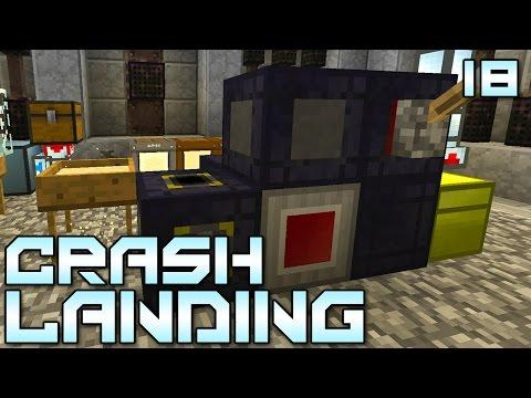 Minecraft Crash Landing 18 -