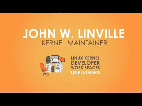 Linux Kernel Developer Workspaces: John Linville, Red Hat