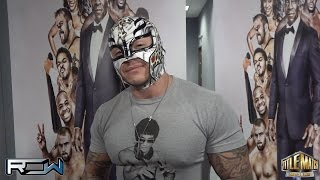 Rey Mysterio on WWE Return? ECW Memories, 205 Live & the ROW