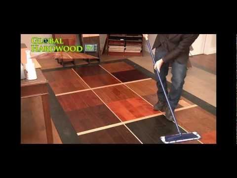 Episode 2 How to Clean Hardwood Floor