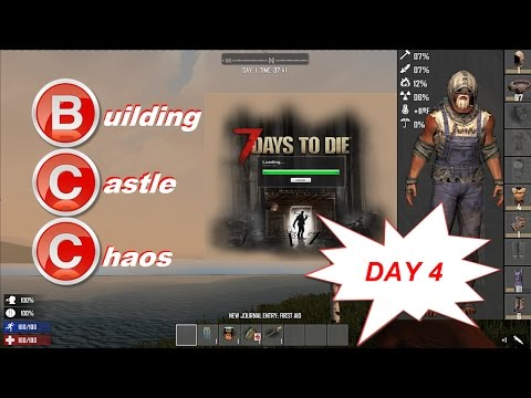 Building Castle Chaos  Day 4 (AL15)