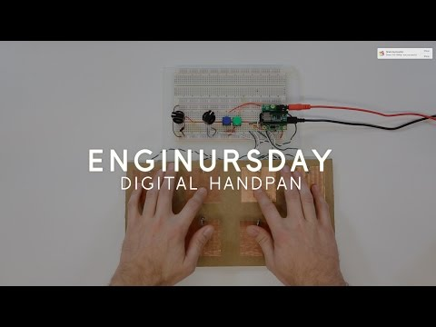 SparkFun Enginursday: Digital Handpan