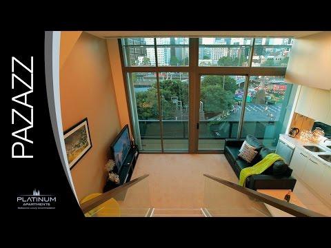 Pazazz // Luxury Melbourne CBD Accommodation - Platinum Apartments