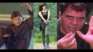 FUNNY BOLLYWOOD ACTION SCENES