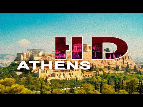 ATHENS | PIRAEUS , GREECE - A TRAVEL TOUR - HD 1080P