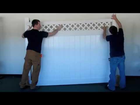 Vinyl Fence Installation.m4v