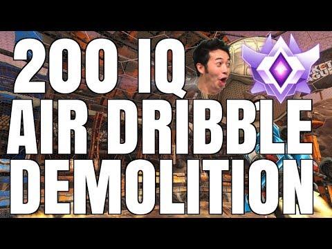 200 IQ AIR DRIBBLE DEMOLITION | GRAND CHAMPION 1V1