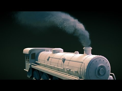 Faking Smoke with Particles in Blender Cycles