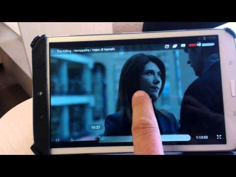 Netflix error on Samsung Tab3