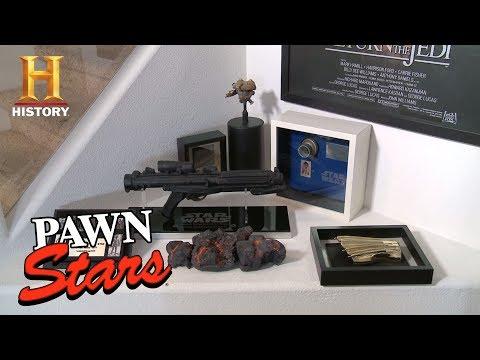 Pawn Stars: Original Star Wars Screen-Used Props | History