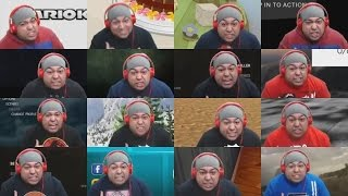 Every DashieGames intro played at the same time