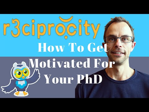 Motivation To Do A PhD Or Any Other Difficult Project In Life - Start With Why - Thesis Help