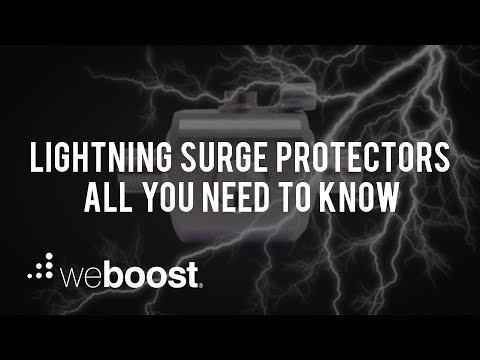 Lightning Surge Protectors - All You Need To Know | weBoost