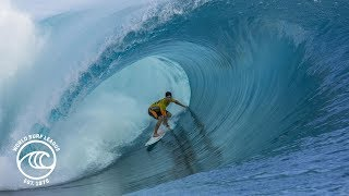 Kelly Slater vs. Gabriel Medina - FINAL - 2014 Billabong Pro Tahiti