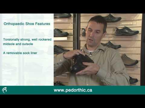 Benefits of Orthopaedic Shoes