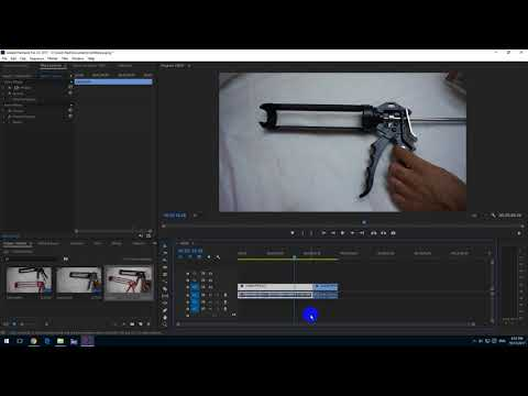 How to Trim videos in Adobe Premiere Pro CC 2017