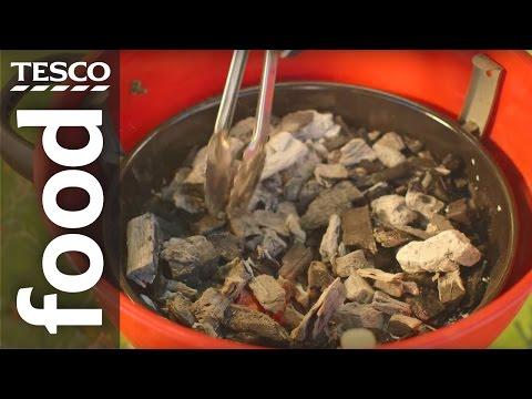 How To Turn Your Bbq Into A Smoker Tesco Food Bbq Set Tesco