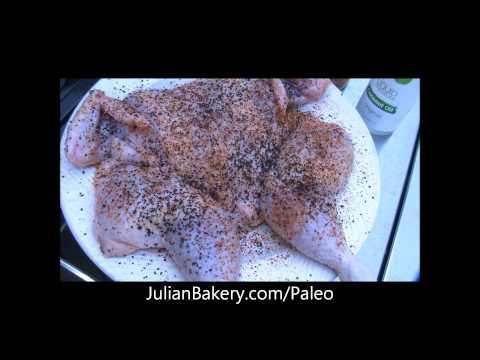 Paleo Spiced Coffee Chicken