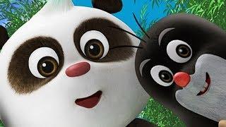 Download Премьера! Новые мультики 2017 - Кротик и Панда - Друг издалека + Вечеринка для Кротика Video