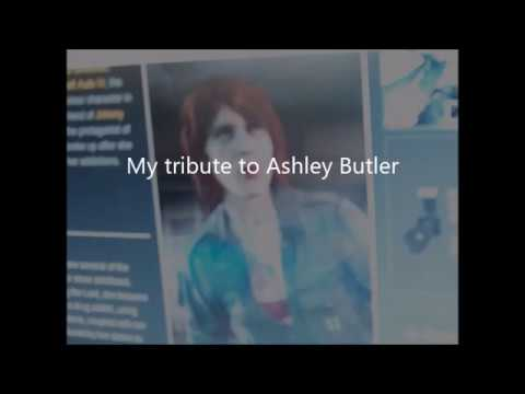 My tribute to Ashley Butler