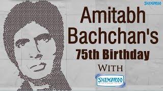 Shemaroo Celebrates Amitabh Bachchan