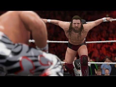 WWE 2k17: DEN BESTEN WRESTLER DER WELT ERSTELLEN.