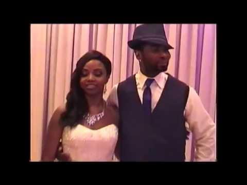 Boston MA/New York Wedding DJs Shawn Sanga & Steve Spinelli At A Haitian American Wedding (5-29-16)