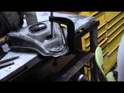 How to replace ball joints on a GM Car and many trucks