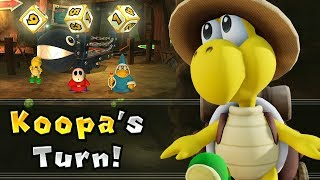 Mario Party 9 Solo Mode Koopa Bowser Staion Part 6 271