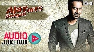 Ajay Devgan Bollywood Hits Non Stop - Audio Jukebox   Full Songs