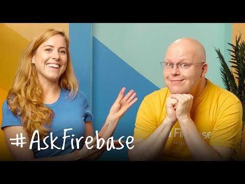 #AskFirebase with Jen and Puf