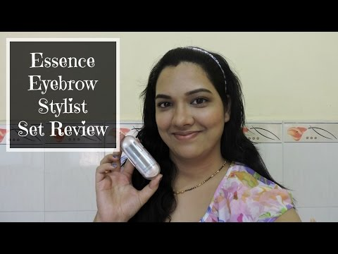 Essence Eyebrow Stylist Set Review   beautywithsneha