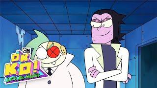 OK K.O.! Let's Be Heroes | Venomous' House Guest | Cartoon Network