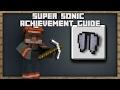 Minecraft - Super Sonic Achievement Guide