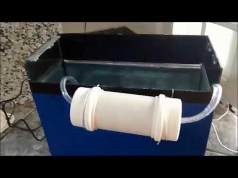 Como fazer um filtro externo para aquários!!!