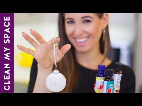 7 DIY Holiday Home Scents!