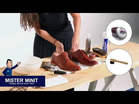 How To Clean Leather Shoes At Home? | MISTER MINIT