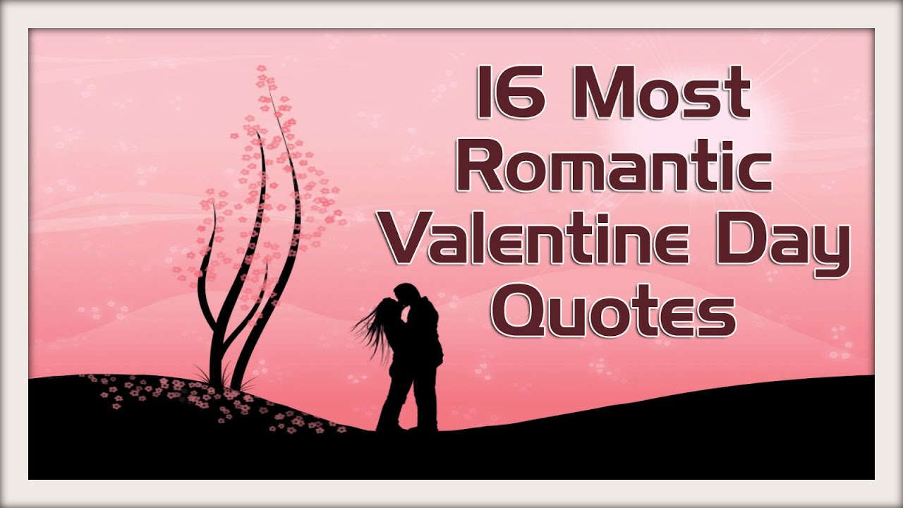 Most Beutiful and Romantic Valentine's week quotes