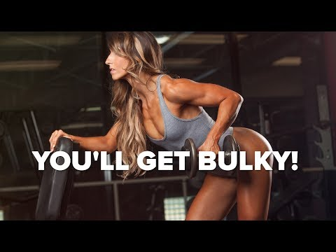 Does Weight Training Make Women Bulky?