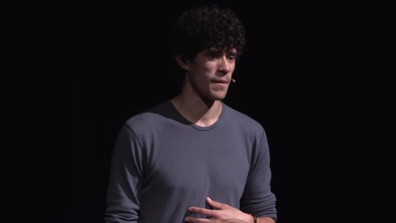 Why big boys don't cry | Gareth Griffith | TEDxUniversityofBristol