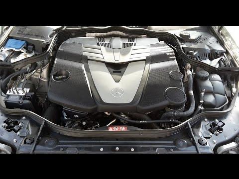 MotorSound: Mercedes-Benz S211 E 280 CDI OM 642 190 PS