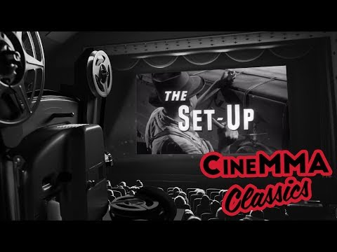 CineMMA: The classic films of combat sports - The Set-Up